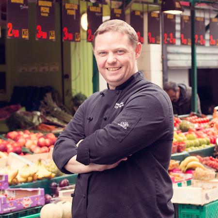 chef Sébastien Agez FoodCheri