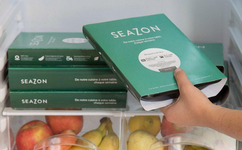FoodChéri lance Seazon pour une livraison partout en France