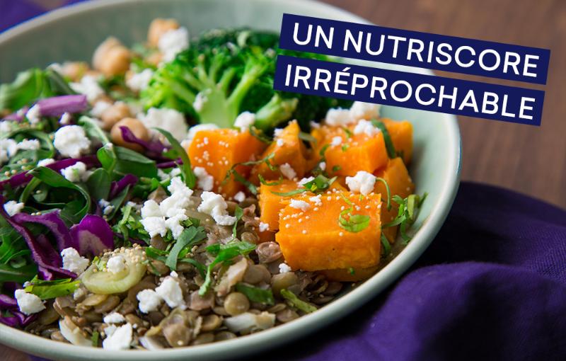 Le Nutri-score, un outil simple pour manger mieux
